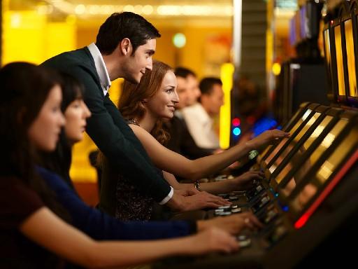 オンラインカジノのスロットのタイプ